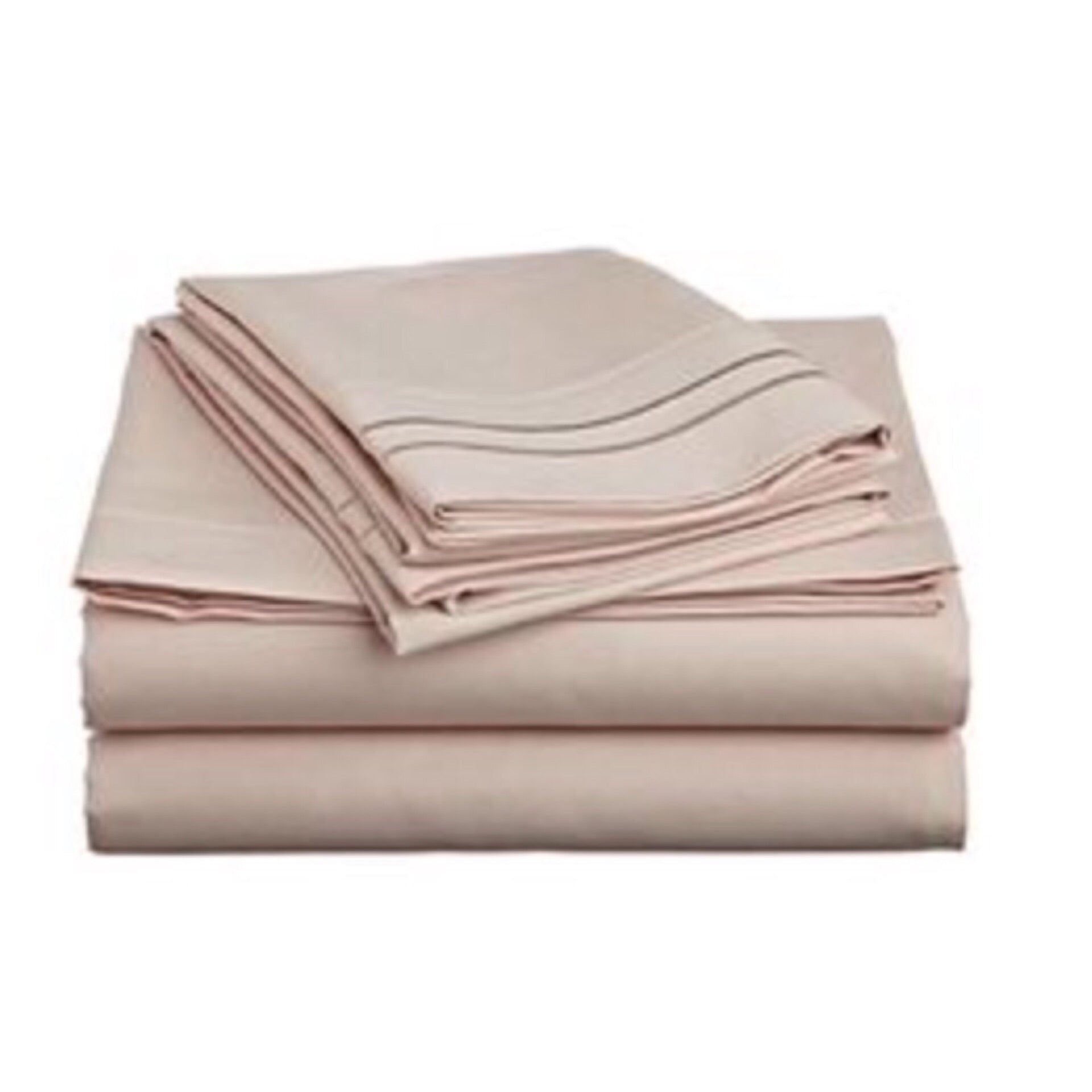 Cream Color 1800 Count Sheets