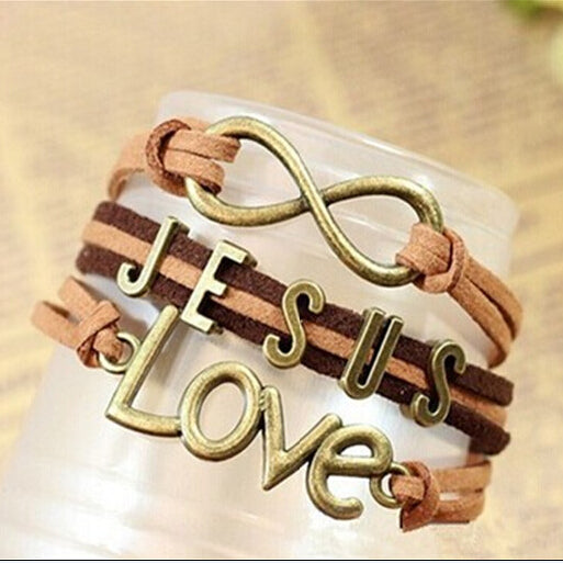 Jesus Redemption Love Bracelet & Bangle
