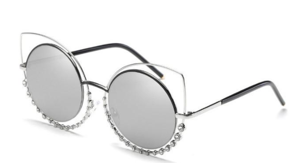 Feline Eye Sunglasses