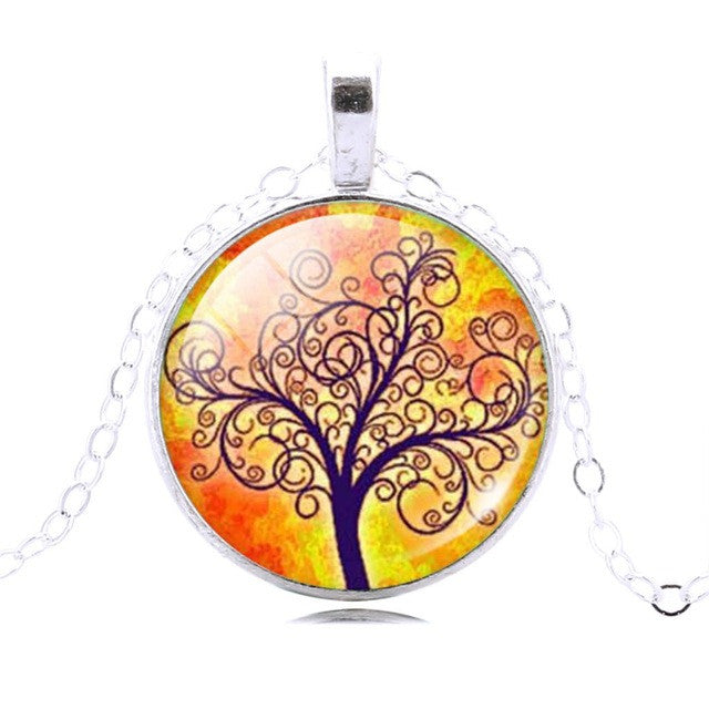 Bliss Tree Necklace