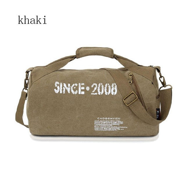 Clepp Canvas Sport Bag
