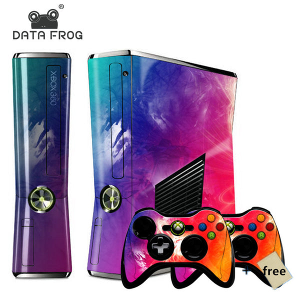 XBOX360 Slim Colorful Stickers