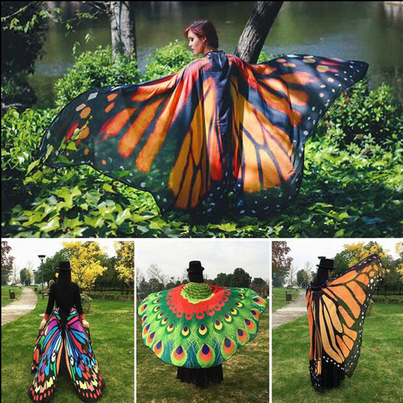 Butterfly Cover For Hallowen Party