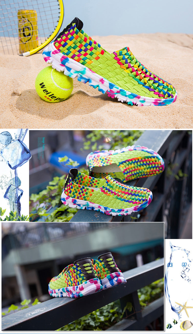 Color Vibe Sport Shoes