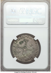 Scotland: James VI 1/2 Merk 1572 VF35 NGC
