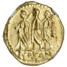 HIGH GRADE! After 54 BC Thracian or Scythian Coson AV Stater MS NGC - Ancient Gold Coin