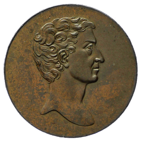 Scotland - Ayrshire 1/2 Penny Token ND (c. 1790's) - BU - Coin