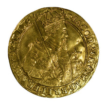 Scotland - Gold AV Unite (1609-1625) James VI - Coin