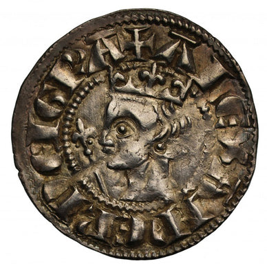Scotland - Alexander III (1249-86), Silver Penny or Sterling - Second Coinage (c.1280-86) - Type Mb