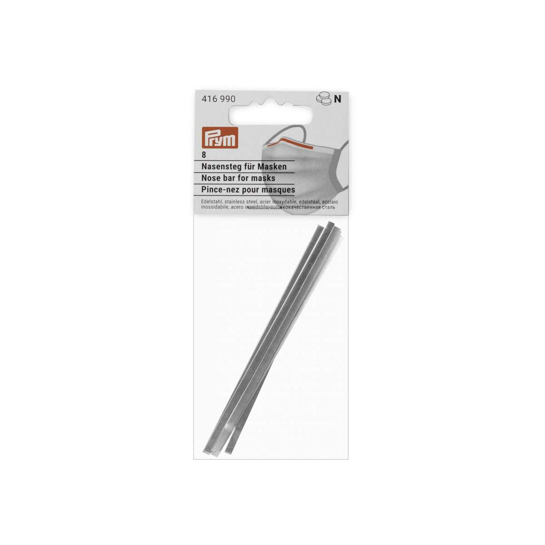 Nose Bar for Face Masks x 8 - Prym