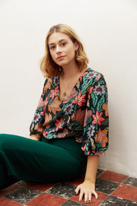 Zoey Blouse - Atelier Jupe