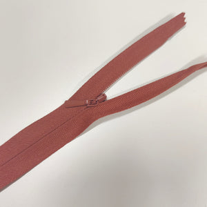 YKK Concealed Invisible Zip 23cm/9inch Variety of Colours