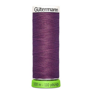 Gutermann Sew-All rPET Recycled Polyester Thread 100m - Colours 000-399