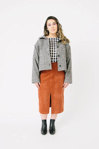 Stacker Jacket - Papercut Patterns