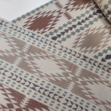 Taos Flannel Brown - Robert Kaufman