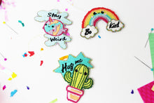 Ellbie Co. Narwhal Embroidery Patch Kit - Sewing Kits - Ellbie Co. - Sew Me Sunshine