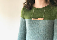 Seam Ripper Necklace - Cepheid Studio