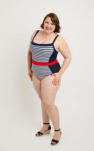 Ipswich Swimsuit - Cashmerette - Patterns - Cashmerette - Sew Me Sunshine