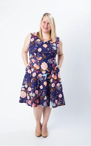 Upton Dress - Cashmerette - Patterns - Cashmerette - Sew Me Sunshine