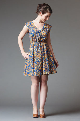 Reglisse Dress - Deer and Doe - Patterns - Deer and Doe - Sew Me Sunshine