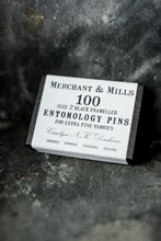 Entomology Pins 100 - Merchant and Mills - Haberdashery & Tools - Merchant and Mills - Sew Me Sunshine