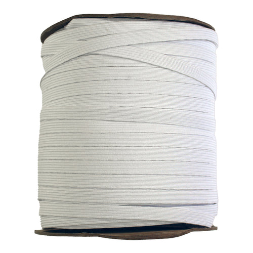 Elastic Tape 12mm White