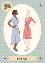 Eve Dress - Sew Over It - Patterns - Sew Over It - Sew Me Sunshine
