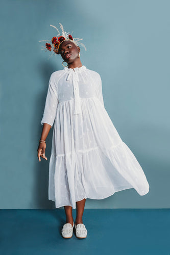 The Wilder Gown - Friday Pattern Co