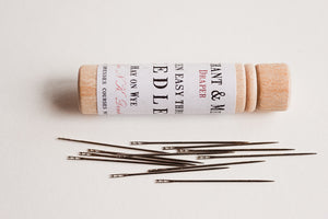 12 easy thread needles - Merchant and Mills - Haberdashery & Tools - Merchant and Mills - Sew Me Sunshine