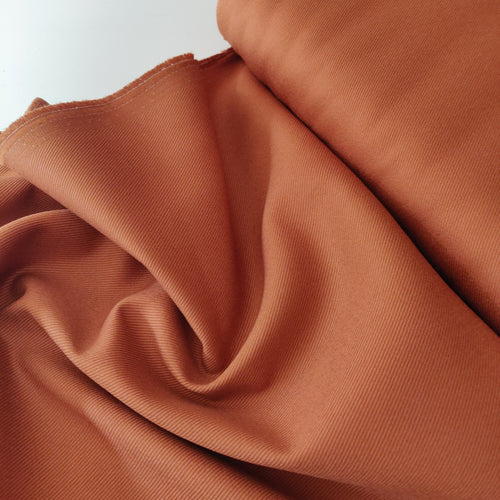 Rust Ventana Cotton Twill - Robert Kaufman - Fabric - Robert Kaufman - Sew Me Sunshine