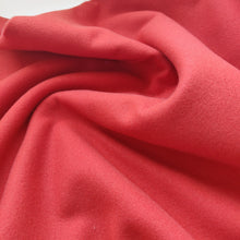 Rust Orange - Faux Wool - SALE - Fabric - Sew Me Sunshine - Sew Me Sunshine