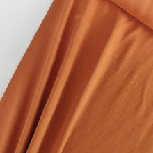 Copper Orange - Twill with TENCEL™ fibres - Pigeon Wishes - Fabric - Pigeon Wishes - Sew Me Sunshine
