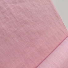 Light Pink - Enzyme Washed Linen - Fabric - Sew Me Sunshine - Sew Me Sunshine