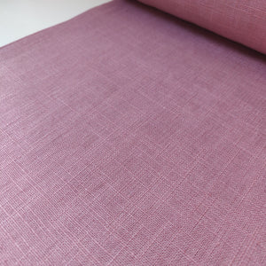 Dusky Rose - Enzyme Washed Linen - Fabric - Sew Me Sunshine - Sew Me Sunshine