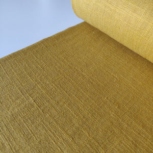 Mustard - Enzyme Washed Linen
