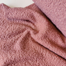 Rose Pink - Boucle Coating