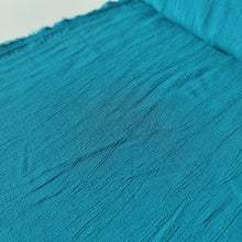 Teal - Viscose Crepe