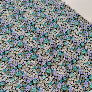 Joslyn - Viscose - Deadstock Fabric