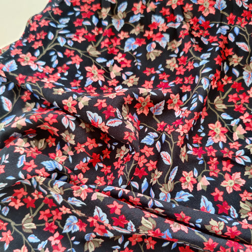 Teegan - Viscose - Deadstock Fabric