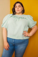Sagebrush Top - Friday Pattern Company