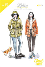 Kelly Anorak - Closet Case Patterns - Patterns - Closet Case Patterns - Sew Me Sunshine