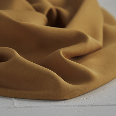 Mustard - Twill with TENCEL™ fibres - meetMILK - Fabric - meetMILK - Sew Me Sunshine