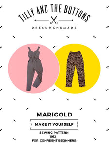 MARIGOLD - Tilly and the Buttons - Patterns - Tilly and the Buttons - Sew Me Sunshine