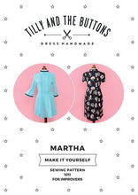 Martha - Tilly and the Buttons - Patterns - Tilly and the Buttons - Sew Me Sunshine
