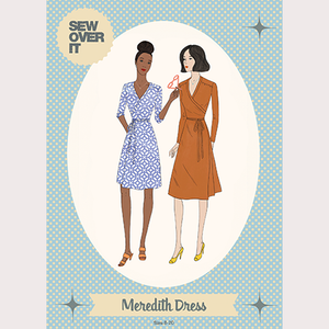Meredith Dress - Sew Over It - Patterns - Sew Over It - Sew Me Sunshine