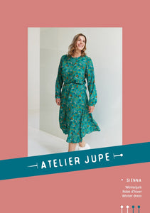 Sienna Dress - Atelier Jupe