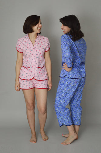 The Piccadilly Pyjamas - Nina Lee - Patterns - Nina Lee - Sew Me Sunshine