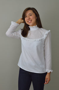 Bloomsbury Blouse - Nina Lee - Patterns - Nina Lee - Sew Me Sunshine