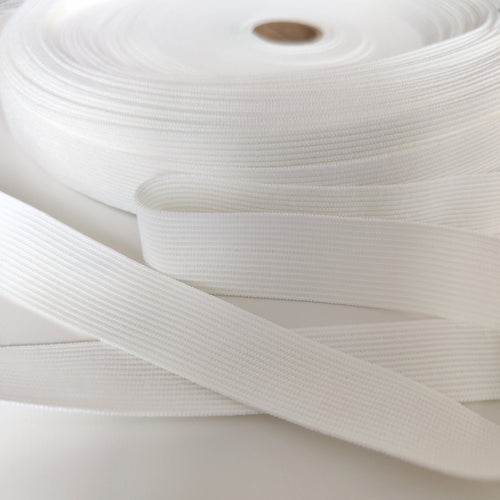 Elastic Tape 25mm White