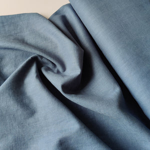 Copen Blue - Enzyme Washed Linen
